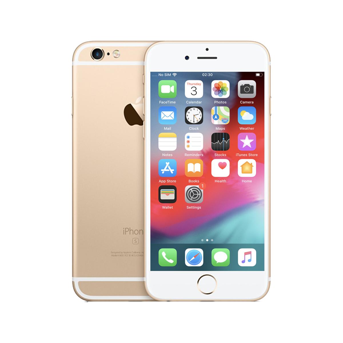Renewd Apple iPhone 6S Gold 32GB