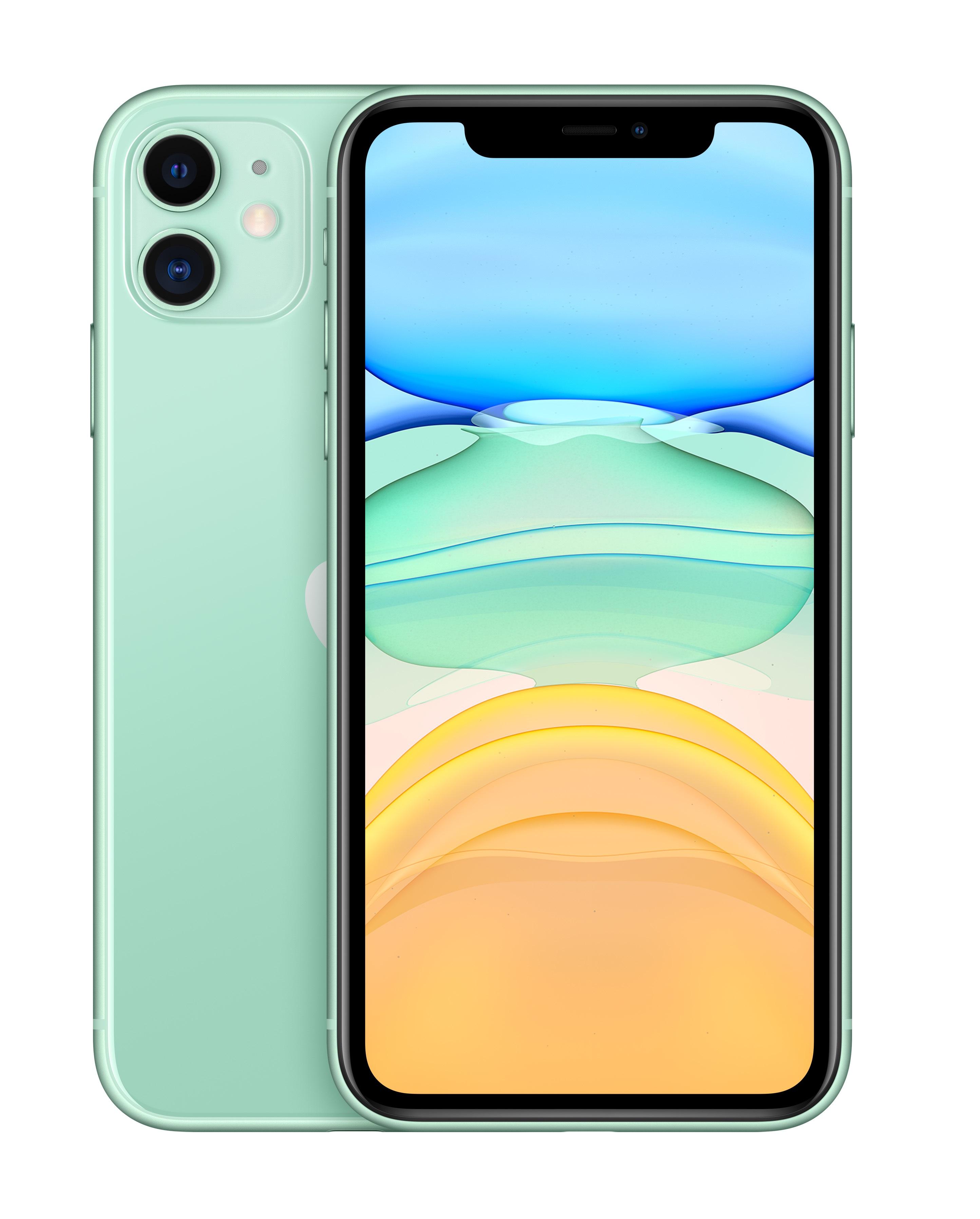 Renewd Apple iPhone 11 Green 128GB