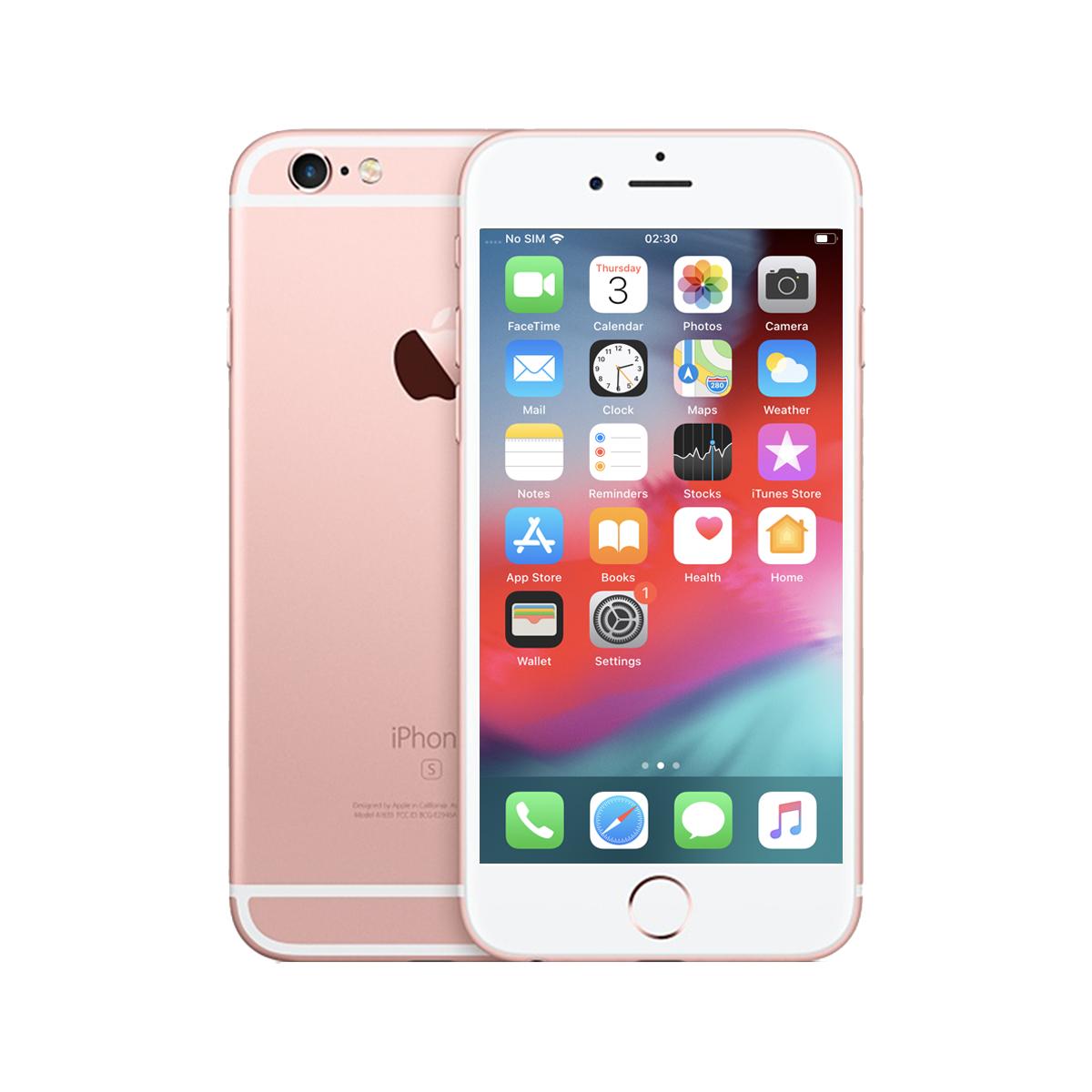 Renewd Apple iPhone 6S Rosegold 32GB