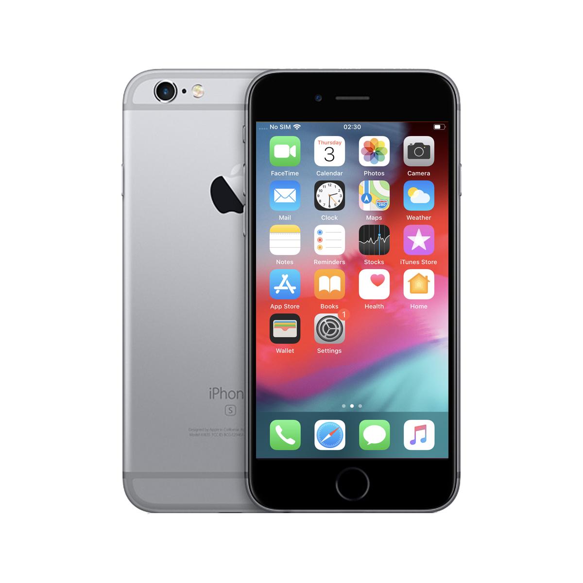 A-Grade iPhone 6S Space Gray 16GB