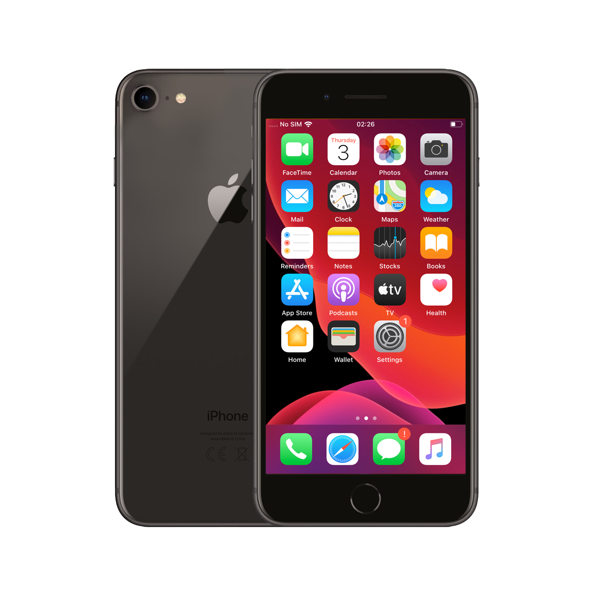 B-Grade iPhone 8 Space Gray 64GB